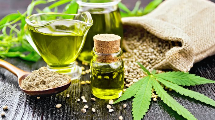 Cannabis Has Set The Beauty Industry Alight