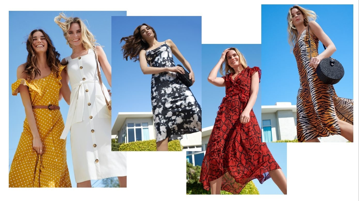 Update Your Summer Wardrobe With Dorothy Perkins