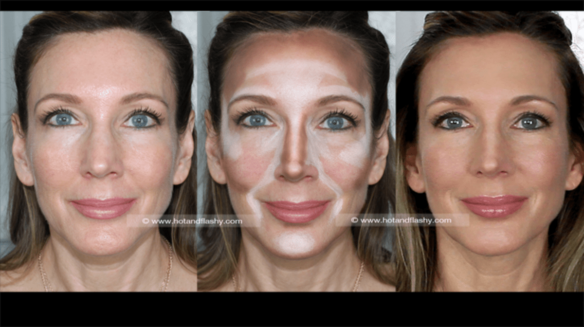 Contouring Isn't Just For Your Teenage Daughter