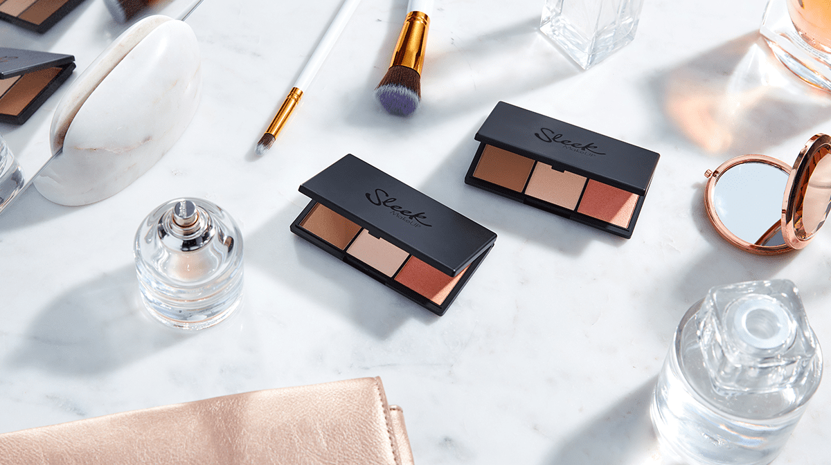 Achieve A Summer Glow With The Sleek Face Form Palette