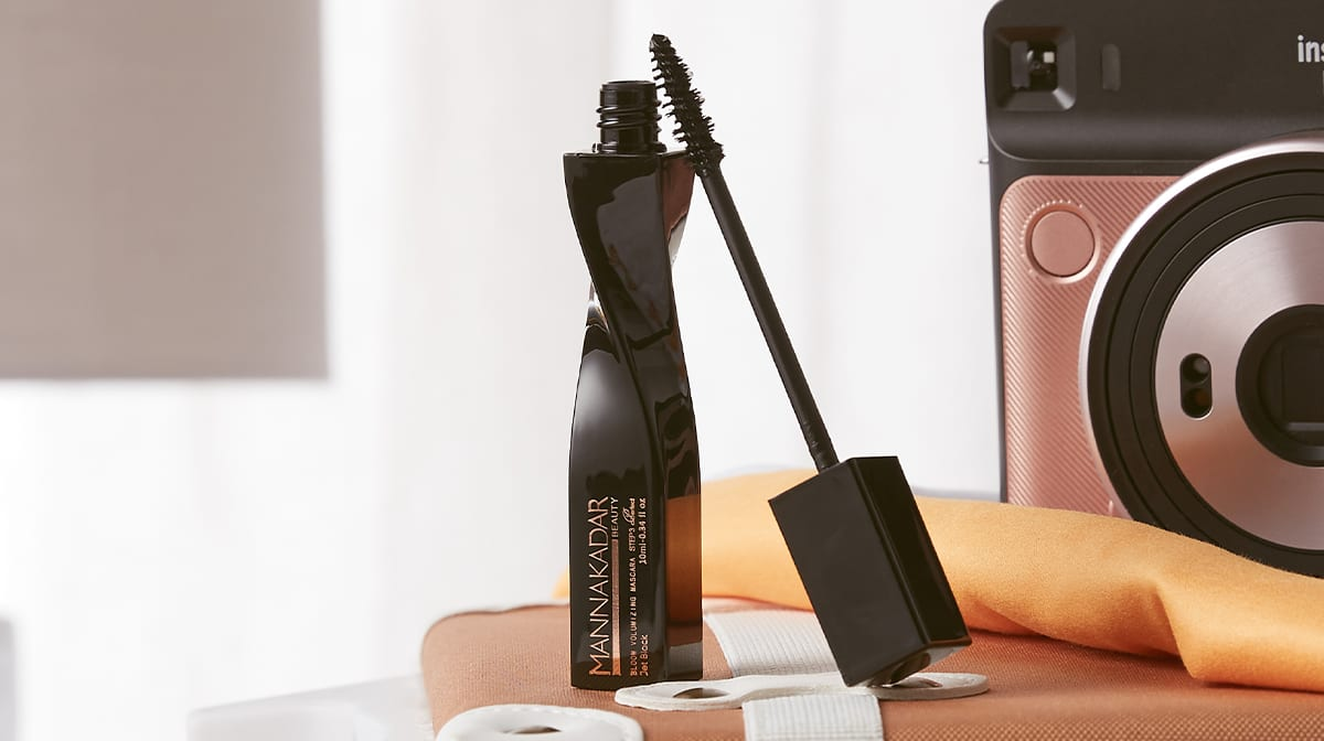 Introducing The Manna Kadar Bloom Mascara