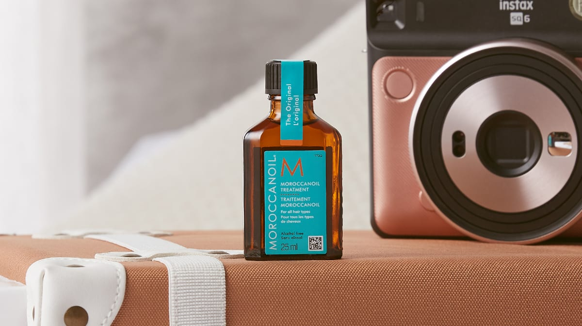 The Moroccanoil Treatment Is A Holiday Essential