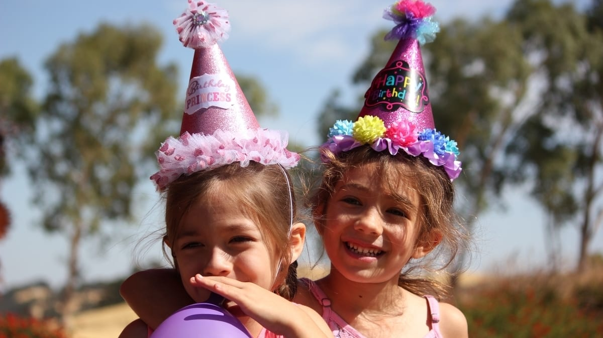 Outdoor Party Games For Your Kids' Birthday Party