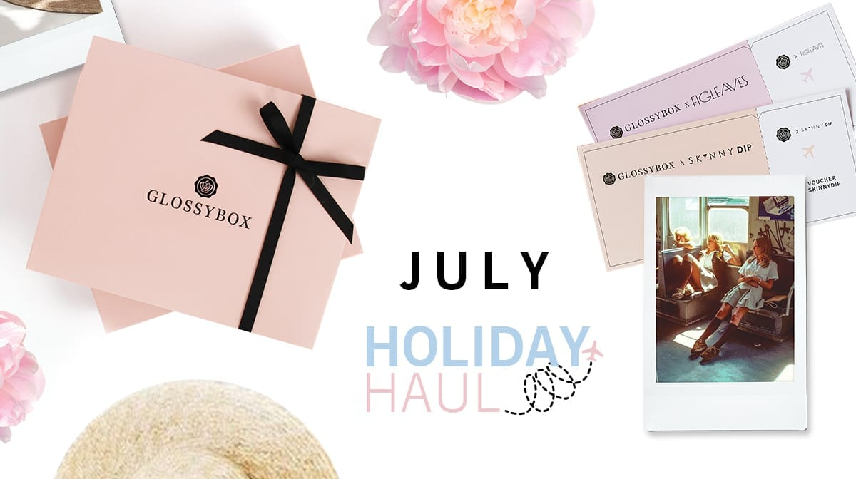 The Story Behind Our July 'Holiday Haul' Edit