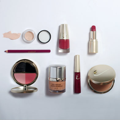 Gewinnspiel: Make-up-Set von  Evora