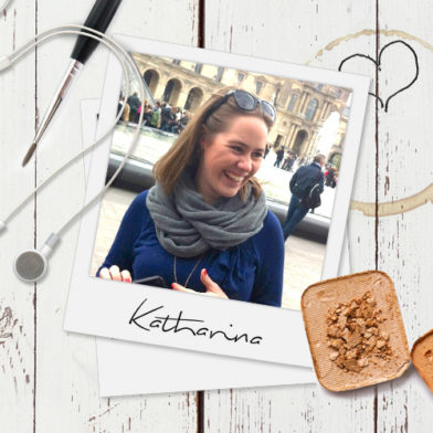 Meet the Glossies: Katharina