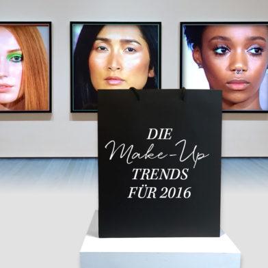 Frühlingstrends 2016: Das kommt in Sachen Make-up