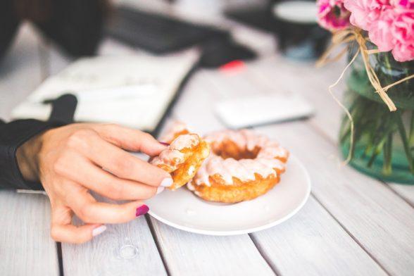Blogparade im Februar: Liebe geht durch den Magen!