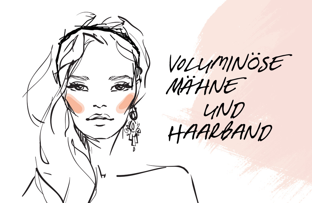 Maehne_Haarband