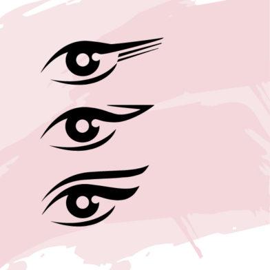 Eyeliner mal ganz grafisch! FAQs zum urbanen Augen-Make-up-Trend