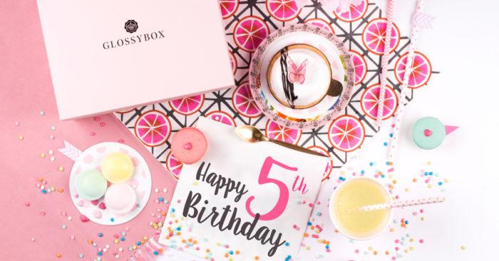 Willkommen im August! Wir feiern Geburtstag...Yay!
