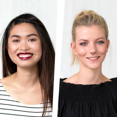 Herbst-Tutorial: zwei Make-up-Looks zum Nachmachen