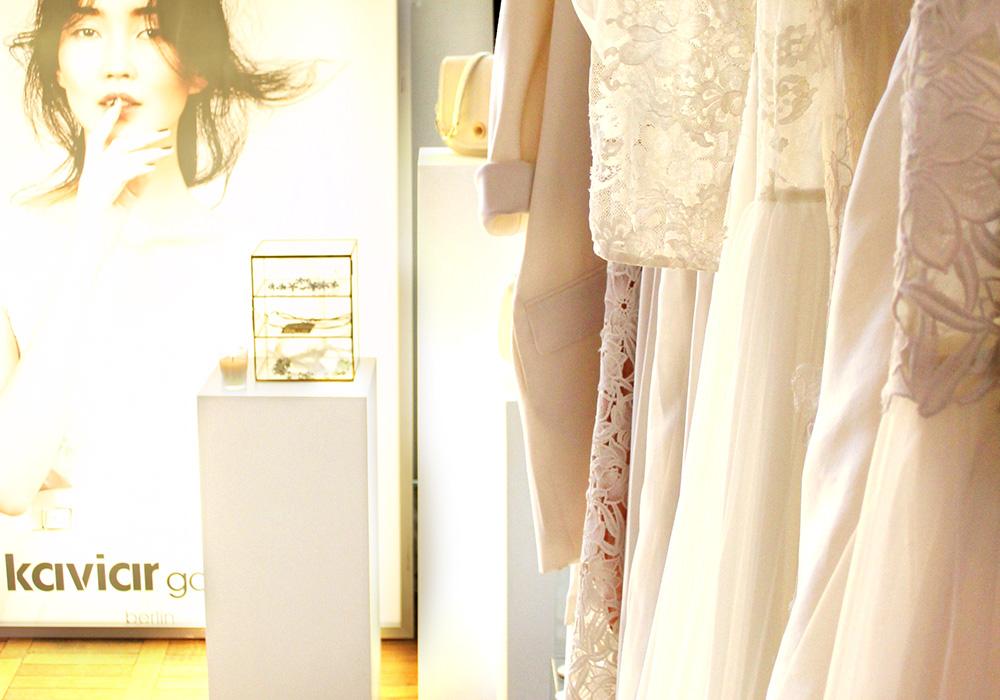 Braut-Beauty Kleider Kaviar Gauche