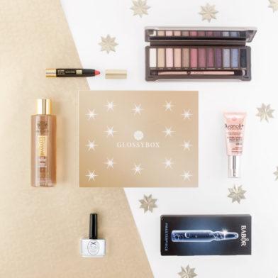 Golden Christmas Box – das Weihnachtsgeschenk für deine Liebsten mit echten Beauty-Stars