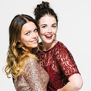 Covergirls: Das sind unsere Models aus dem Dezembermagazin