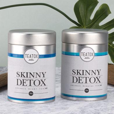 Detoxen mit Tee! Das haben zwei Wochen Teatoxkur bewirkt