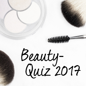 GLOSSY-Quiz: Bist du beauty-fit für 2017?