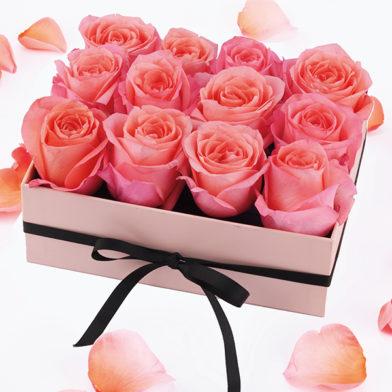 GLOSSY DIY zum Muttertag: Sag Mama DANKE – mit der GLOSSY-Blumenbox