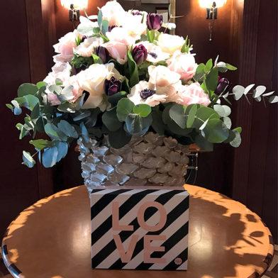 Valentinstag mit GLOSSYBOX: Luxushotel, Blogger und Beauty
