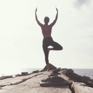 Frühlingserwachen, Yoga machen! Mit diesen Übungen kriegst du straffe, schöne Haut