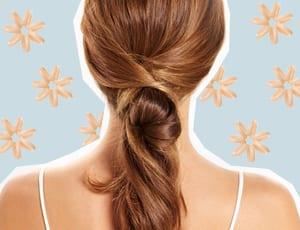 Unsichtbare Haargummis: Unser Haartutorial zeigt, was dahinter steckt!