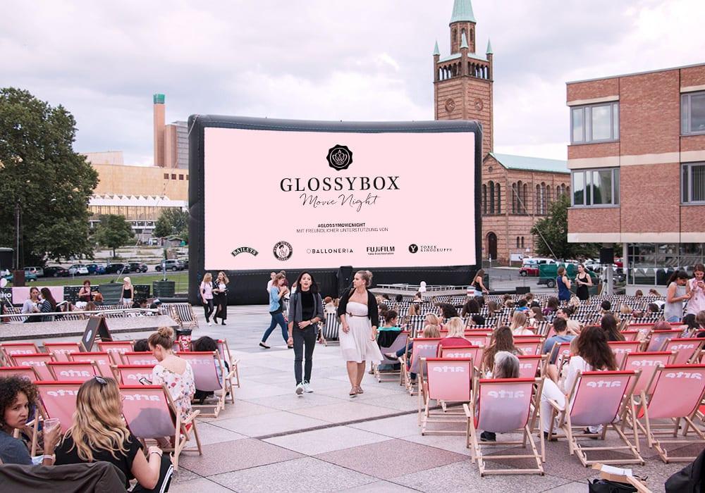 GLOSSYBOX Movie Night #3: We Are All Wonder Women