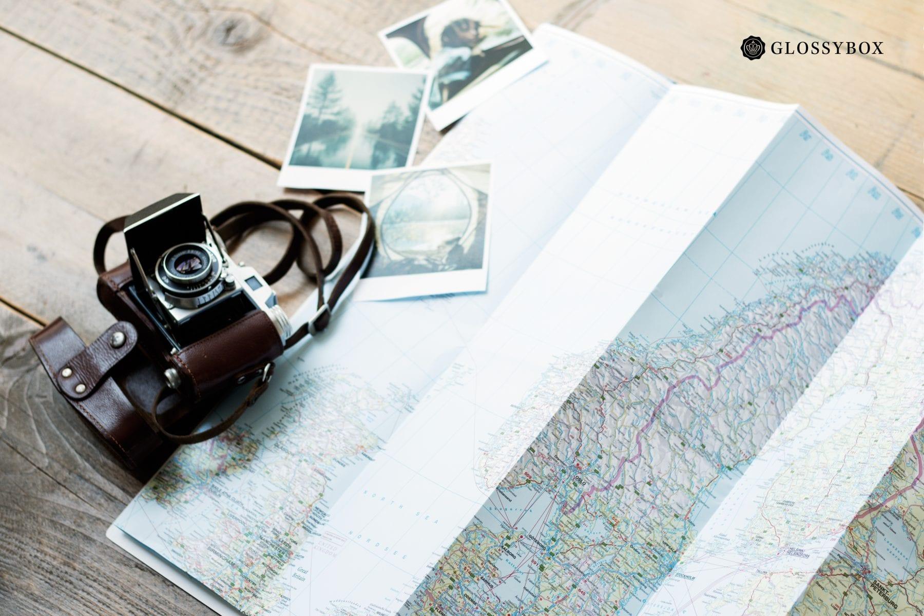 Let's get lost: Deine GLOSSY Wallpaper im September