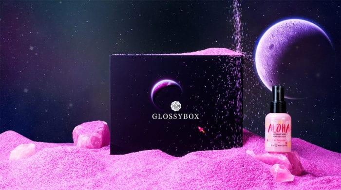 Pink is beautiful: Unsere GLOSSYBOX im Juli wird galaktisch!
