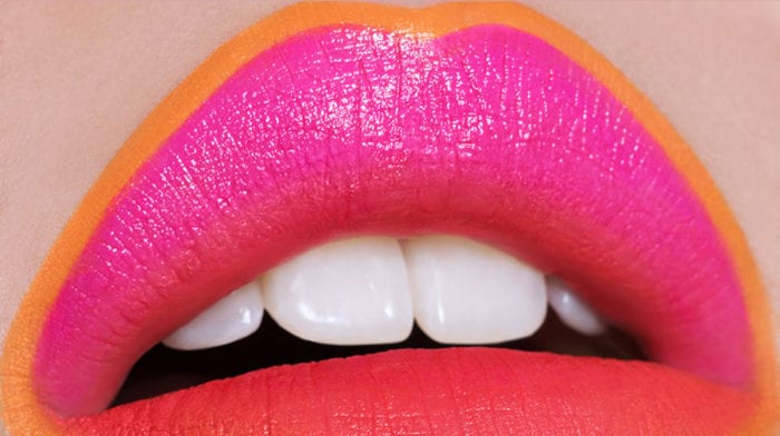 Dieser Trend zeigt das schönste Lippen-Make-up des Sommers