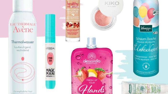 #budgetbeauty: Diese Produkte unter 10 Euro sind im Sommer ein Muss!