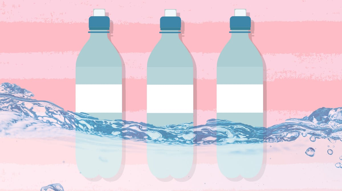 Ich habe drei Liter Wasser am Tag getrunken – und das ist passiert