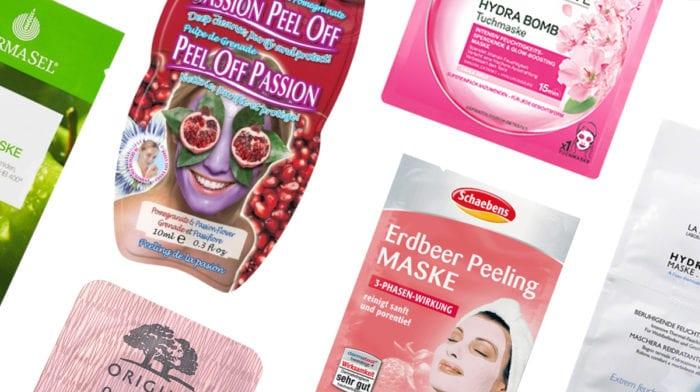 #budgetbeauty: Diese Gesichtsmasken unter 3 Euro sind gut zu deiner Haut