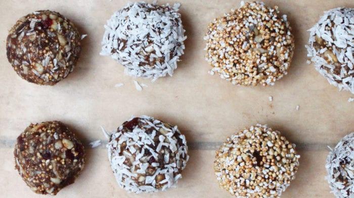 GLOSSY Food: Energy Balls – kleine Bällchen, große Beauty-Wirkung