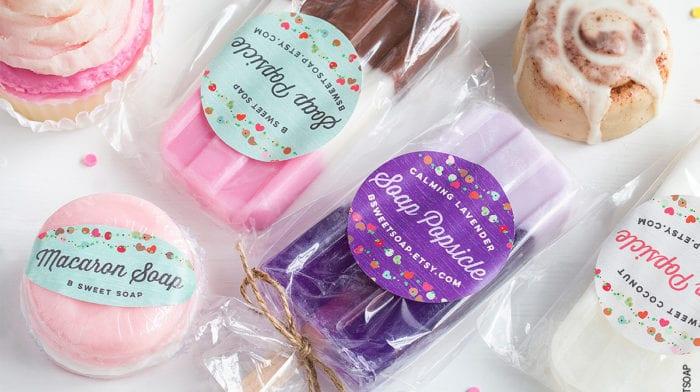 Zu süß zum Vernaschen: Diese Desserts wandern mit uns ins Badezimmer