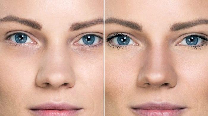 GLOSSY Tutorial: Mit diesen 4 Tricks wirken deine Augen größer!