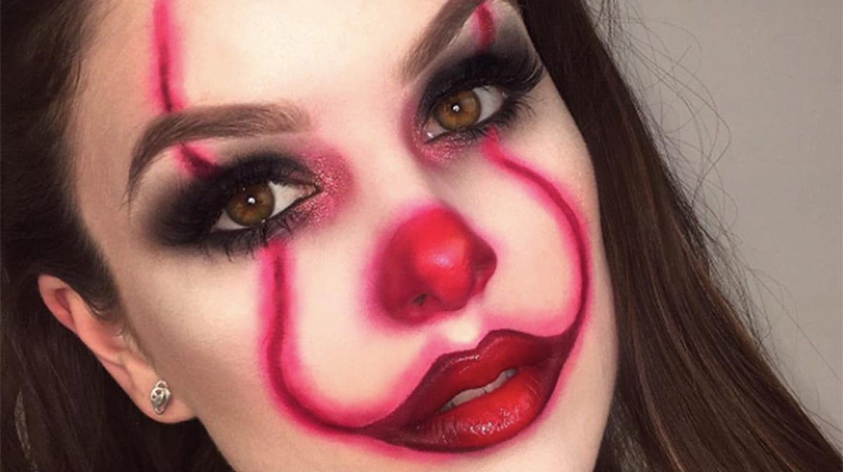 Spontane Halloween-Party? Wir helfen dir beim Last-Minute-Make-up!