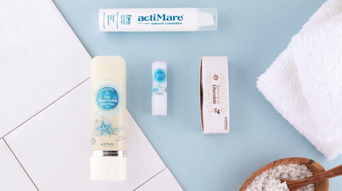 Actimare Gewinnset_alle Produkte