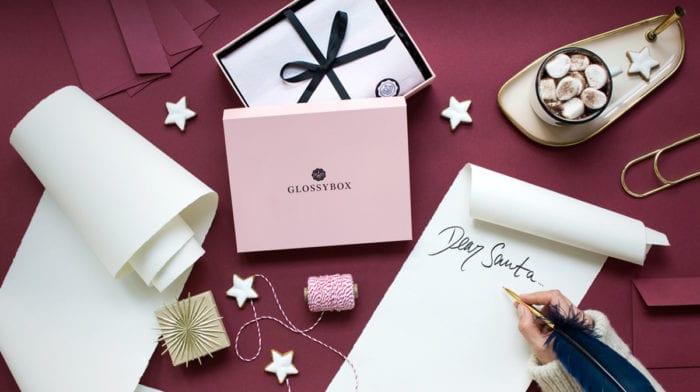 Dear Santa ... Mit deiner GLOSSYBOX im November werden Beauty-Wünsche wahr!