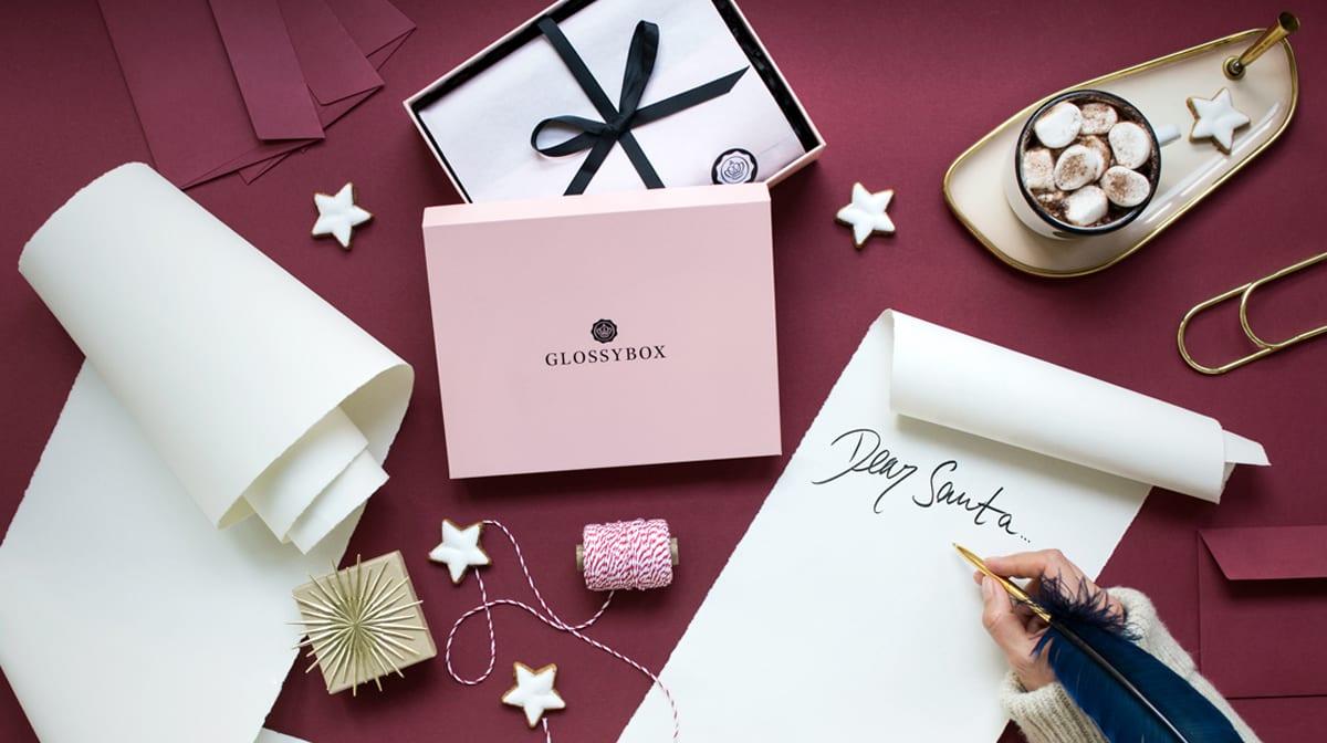 Dear Santa … Mit deiner GLOSSYBOX im November werden Beauty-Wünsche wahr!