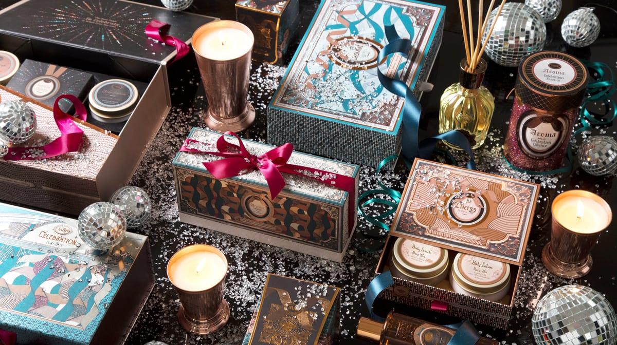 Gewinnspiel: Mit SABON zieht endgültig Weihnachten bei dir ein!