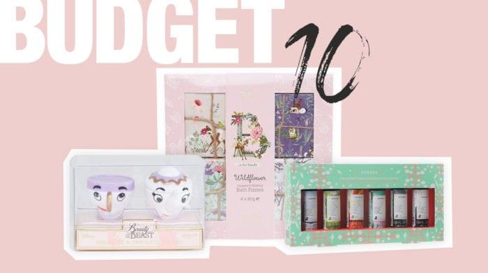 #budgetbeauty: Die Top 9 Weihnachtsgeschenke unter 10 Euro