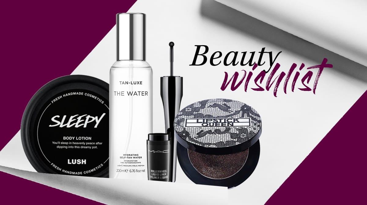 #beautywishlist: Diese 10 Beauty-Highlights stehen auf unserem Wunschzettel