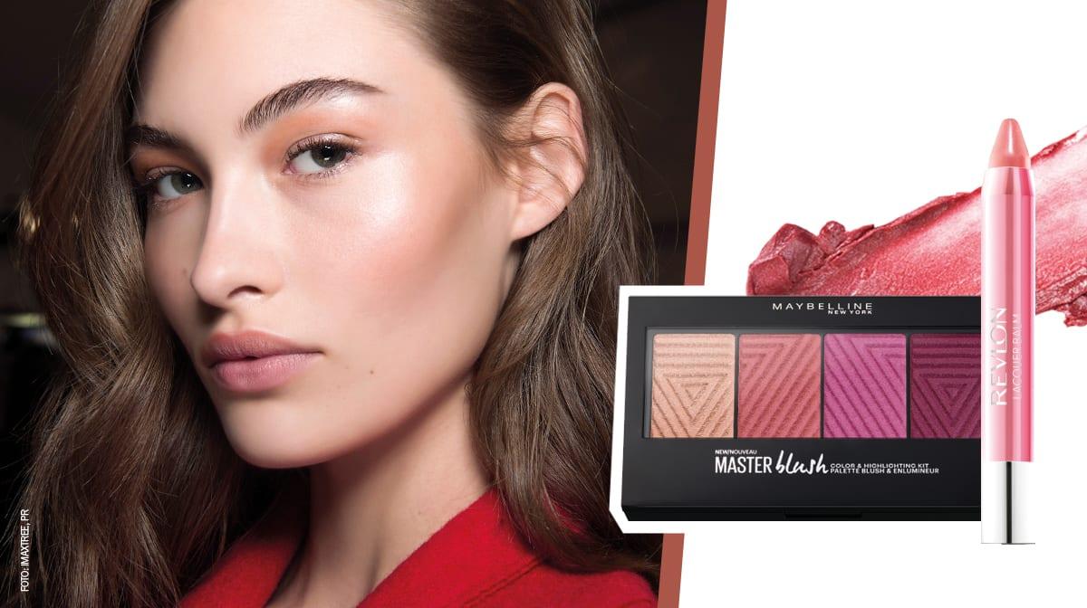 Monochromatic: Dieser Make-up-Trend ist alles andere als eintönig