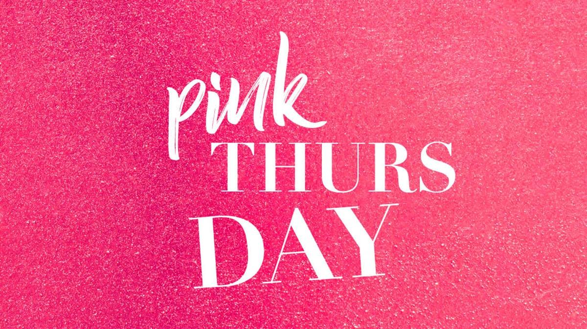Pink Thursday: Hol dir deine GLOSSY Schnäppchen, bevor sie weg sind!
