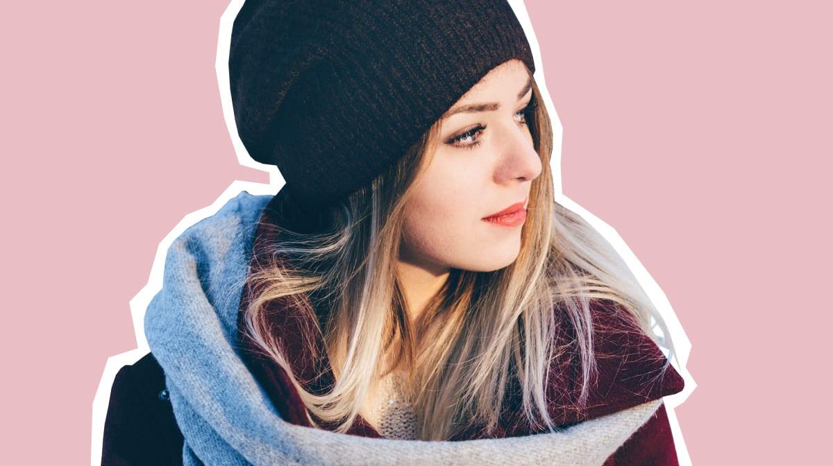 No Bad Hair Days: Mit diesen Tipps lässt du dein Haar im Winter nicht hängen