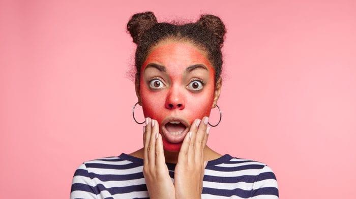 Diese Beauty-Make-over solltest du nicht kurz vor der Weihnachtsfeier machen