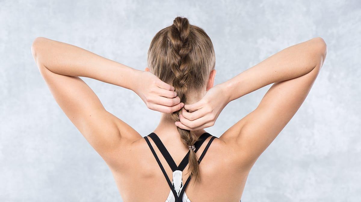 2. Yogafrisur