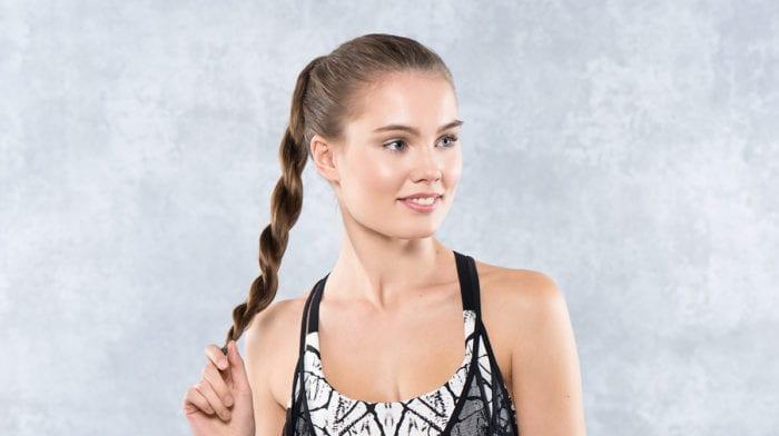 GLOSSY Looks: Deine perfekte Yogafrisur – Rope Braid