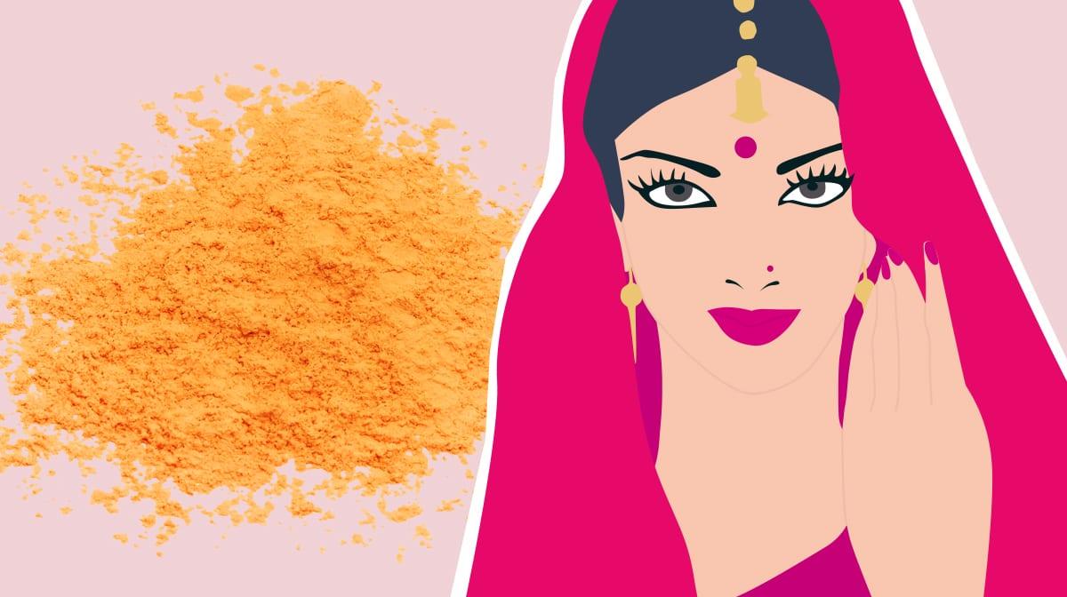 Ist diese Zutat das Beauty-Geheimnis der Inderinnen?