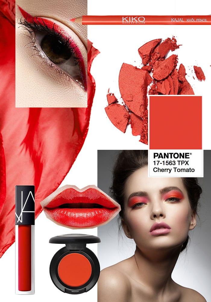 Pantone_Trendfarben_ Cherry Tomato